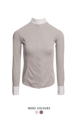 Aa AA ladies clean cool frech competition shirt