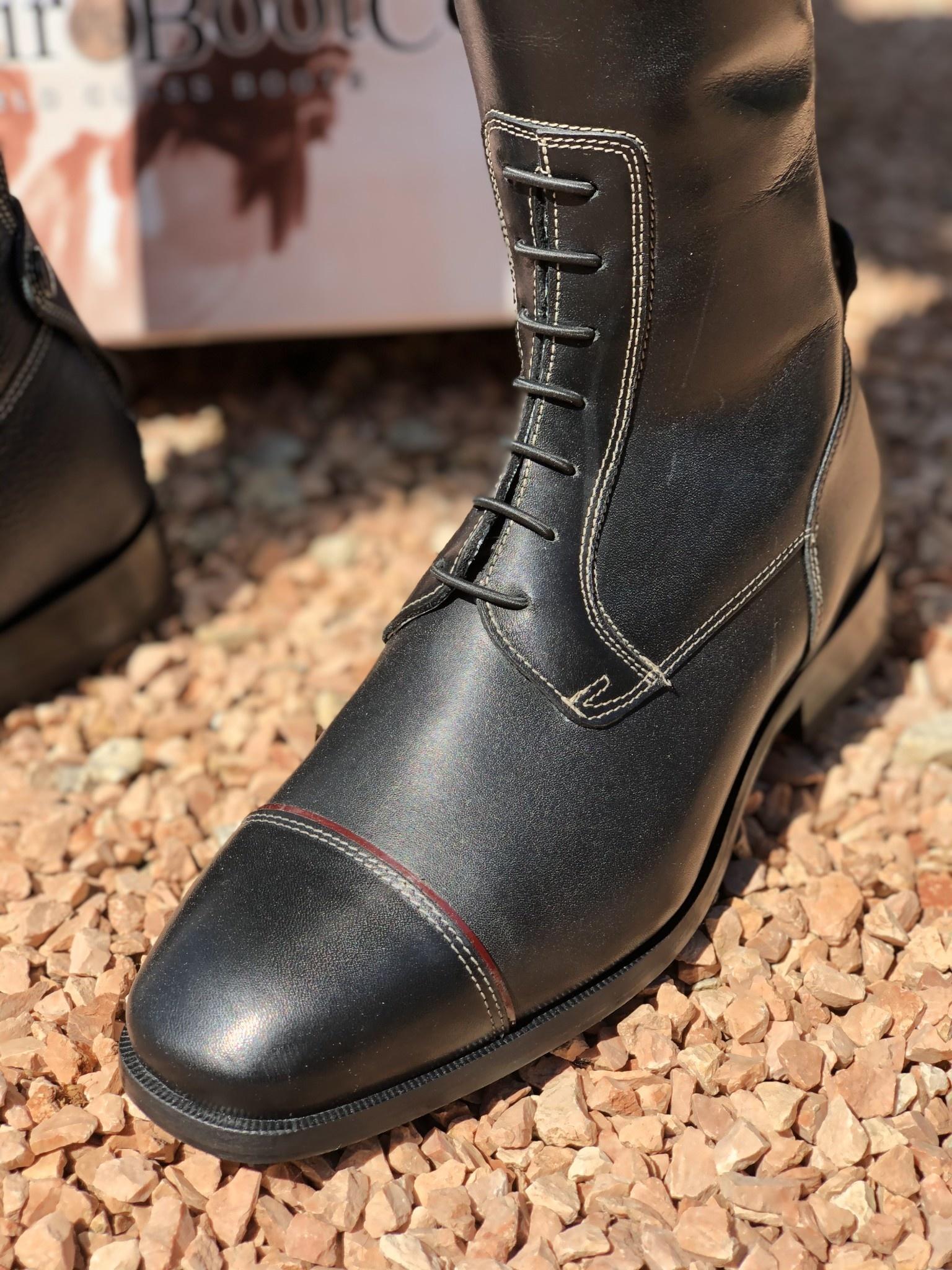 De Niro Boot DE NIRO SALENTINO smooth leather (effen leder)