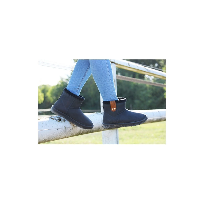 EKKIA PENELOPE LEPROVOST boots noir