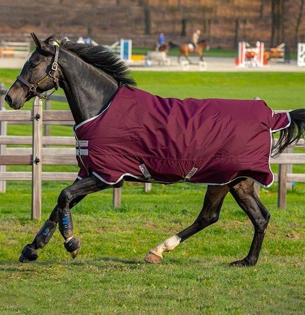 HORSEWARE HORSEWARE Amigo hero ripstop  600D  gram fleece