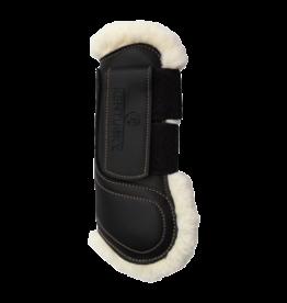 KENTUCKY KENTUCKY sheepskin leather tendon boots hook en loop