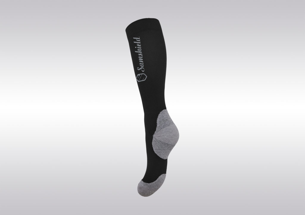 SAMSHIELD SAMSHIELD unisex sock print