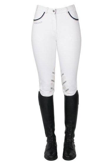 HARCOUR JALISCA RIDING BREECH WHITE