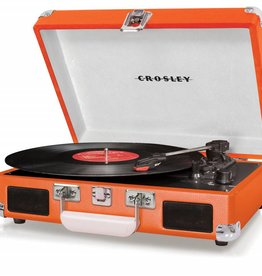 Crosley Crosley Cruiser Orange