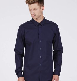 Minimum Minimum Hall Shirt 002 Navy