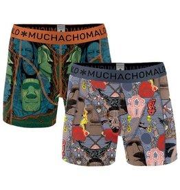 Muchachomalo Muchachomalo 1010CHILIX04 2-Pack Multi