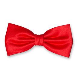 E.L. Cravatte E.L. Cravatte Strik Rood