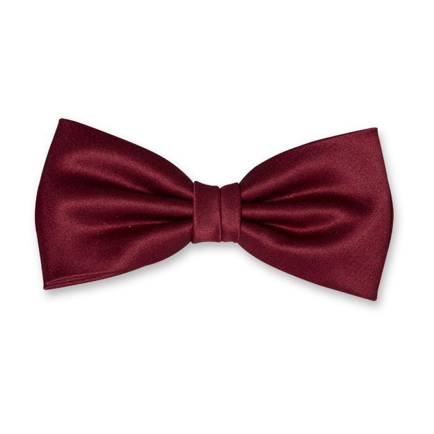 E.L. Cravatte E.L. Cravatte Strik Bordeaux
