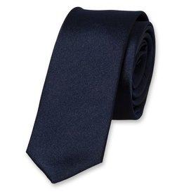 E.L. Cravatte E.L. Cravatte Stropdas Smal Navy