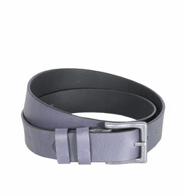 Chesterfield Chesterfield Antonio Leather Belt Grey