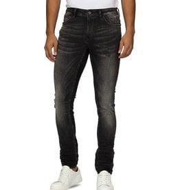Pure White Pure White The Jone W0144 Jeans Black