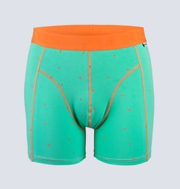 Cheaque Cheaque P'la Seur Boxer Green/Orange