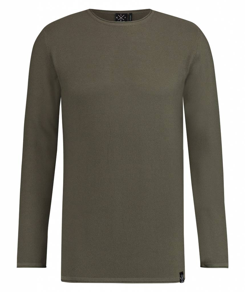 Kultivate Kultivate Melvin Knit Army