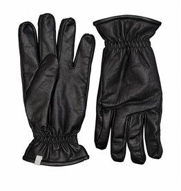 Minimum Minimum Valdis Leather Gloves 3277 Black