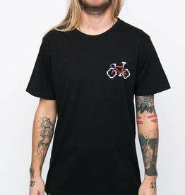 Dedicated Pixel Bike Tee Black