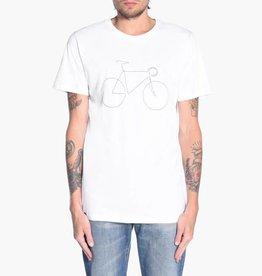 Dedicated Bicycle Tee White