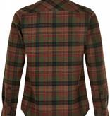Anerkjendt Anerkjendt Konrad Shirt Checked Moss