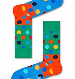 Happy Socks Happy Socks BDB01-7000 Big Dot Block Multi