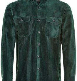 Anerkjendt Anerkjendt Hans Shirt Corduroy Army Green