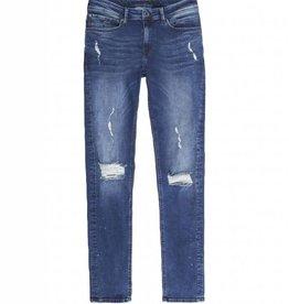 Pure White Pure White The Jone W0072 Jeans Blue