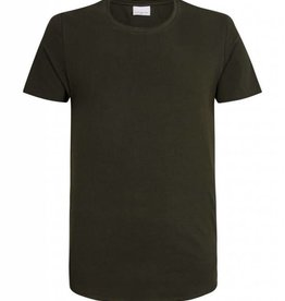 Pure White Pure White Jim U Tee Army Green
