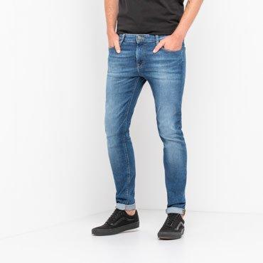 Lee Lee Malone Skinny Fit Jeans Blue Drop