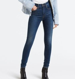 Levi's Strauss Levi's Mile High Super Skinny 00-54 Breakthrough Blue