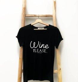 Voyar La Rue Voyar La Rue Wine Please Black
