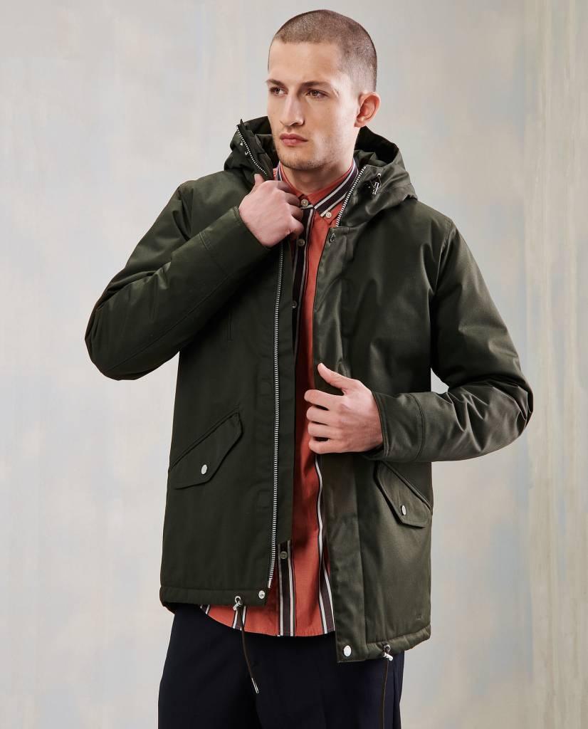 Elvine Elvine Cornell Jacket Army Green