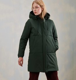 Elvine Elvine Tiril Taslan Jacket Bottle Green