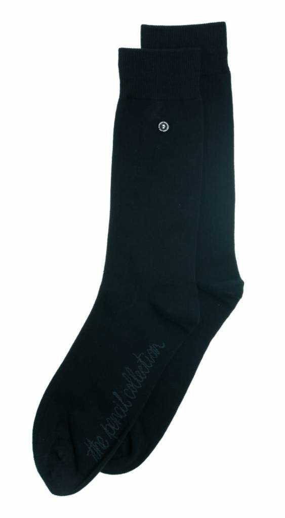 Alfredo Gonzalez Alfredo Gonzales Pencil Classic Socks Black