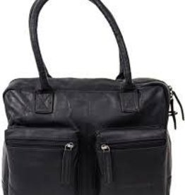 Chesterfield Chesterfield William Leather Bag Black