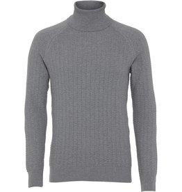 Clean Cut Clean Cut Derby Rollneck Knit Grey