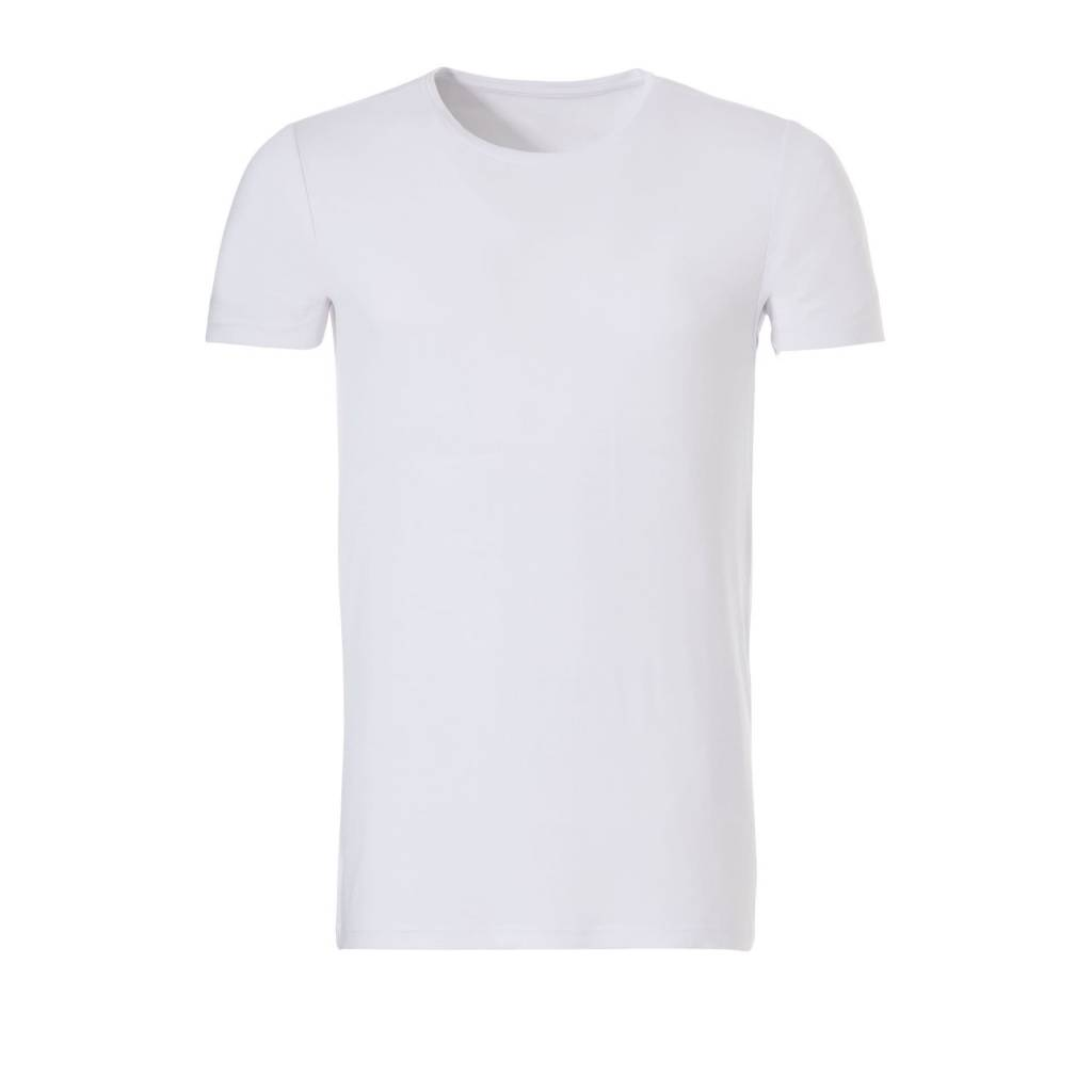 Ten Cate Ten Cate Basic Bamboo T-Shirt Roundneck White