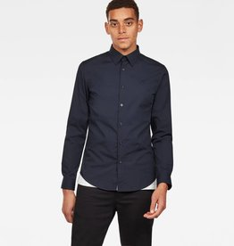 G-Star G-Star Core Super Slim Shirt L/S Navy
