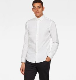 G-Star G-Star Core Super Slim Shirt L/S White