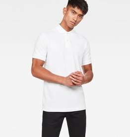 G-Star G-Star Dunda Slim Polo S/S White