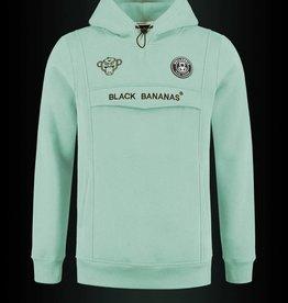 Black Bananas Black Bananas Anorak Hoodie Mint Green