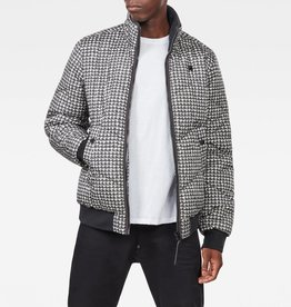 G-Star G-Star Whistler Meefic Quilted Bomber Jacket