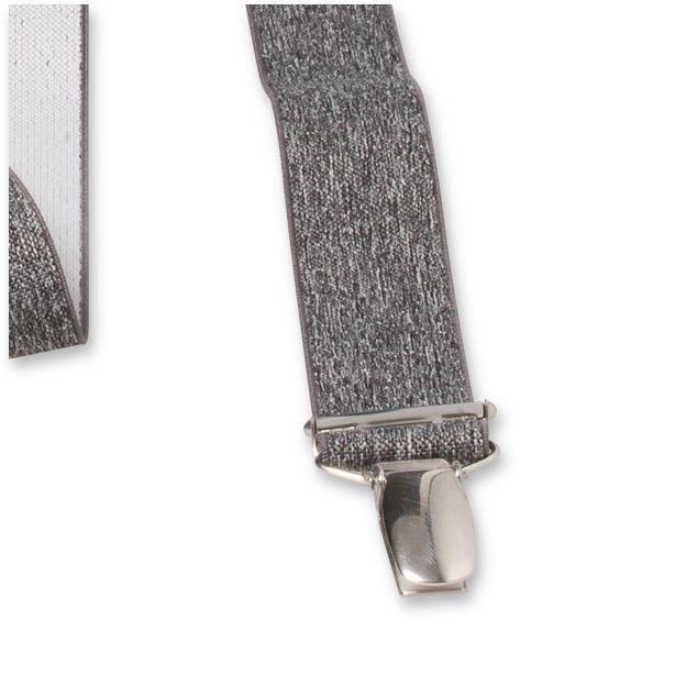 E.L. Cravatte E.L. Cravatte Bretels Grijs