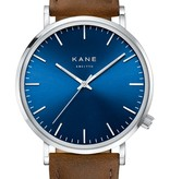 Kane Watches Kane Watch Blue Arctic Vintage Brown
