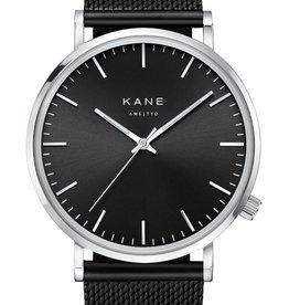 Kane Watches Kane Watch Black Code Mesh Black