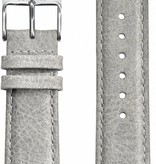 Kane Watches Kane Watch Leather Strap Urban Grey Silver Buckle