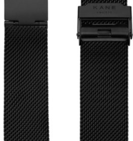 Kane Watches Kane Watch Mesh Strap Black