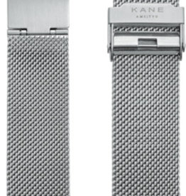 Kane Watches Kane Watch Mesh Strap Silver
