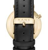 Kane Watches Kane Watch Gold Club Classic Black