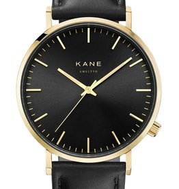 Kane Watches Kane Watch Gold Club Classic Black