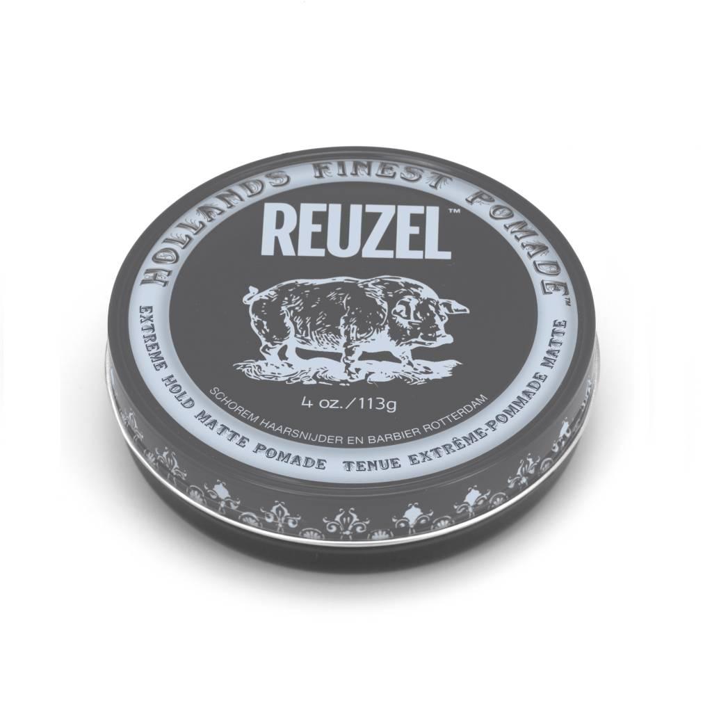 Reuzel Reuzel Grey Matte Pomade Extreme Hold 113 Gr