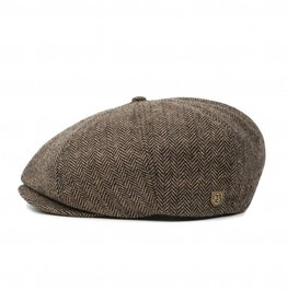 Brixton Brixton Brood Snap Cap Brown/Khaki