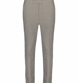 Kultivate Kultivate Check Trouser Taupe